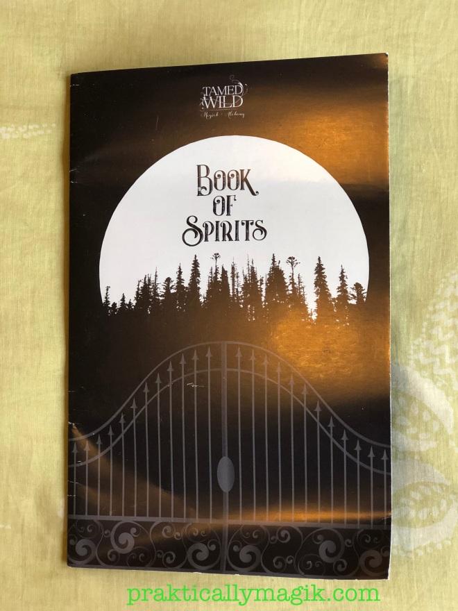 OctoberHORBookOfSpirits